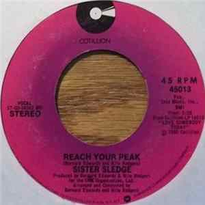 Sister Sledge - Reach Your Peak / You Fooled Around FLAC