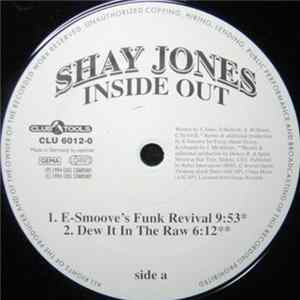 Shay Jones - Inside Out FLAC