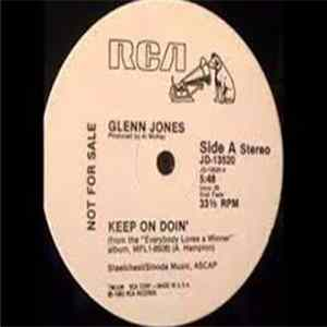 Glenn Jones - Keep On Doin' FLAC
