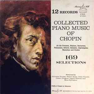 Chopin - Various - Collected Piano Music Of Chopin FLAC